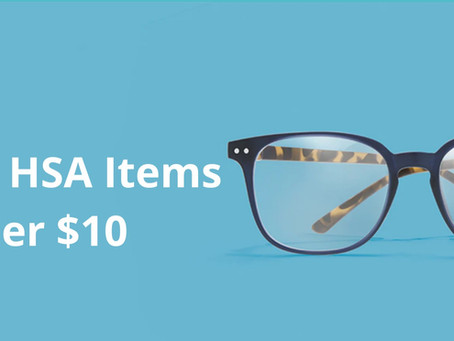 10 FSA & HSA Items Under $10