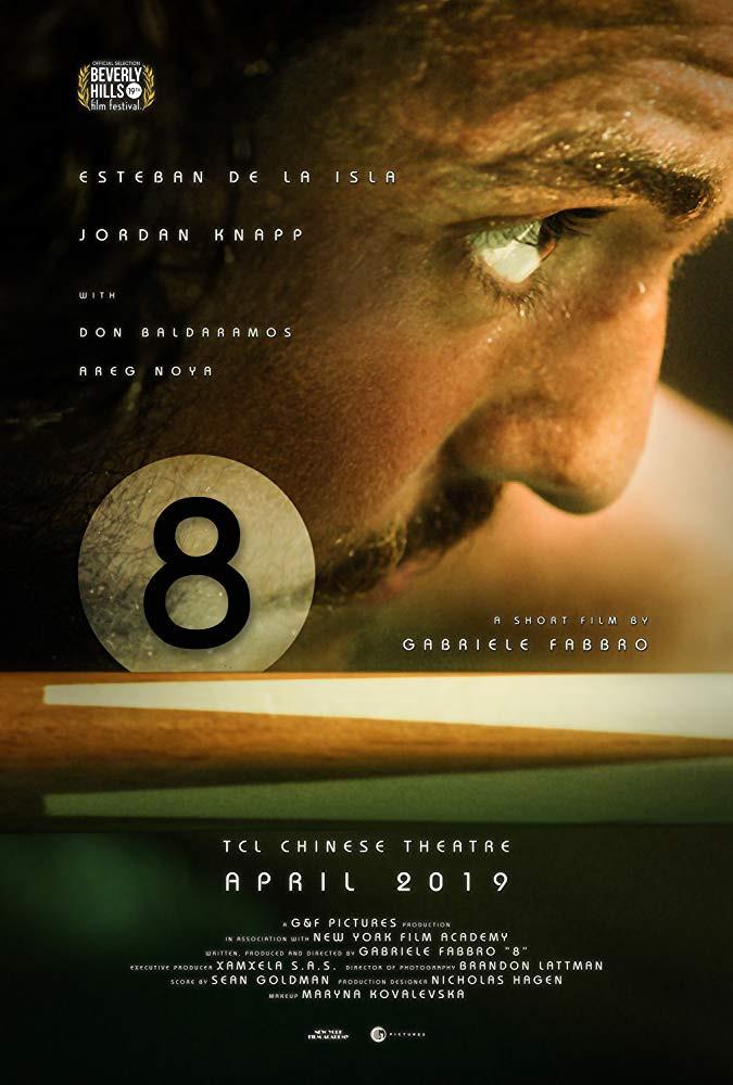 8 short movie poster