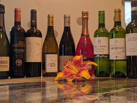 Save the Dates! Upcoming Virtual Wine Happy Hours!