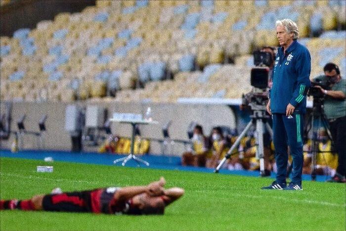 Flamengo. Foto de Marcelo Gonçalves - Agência Enquadrar.