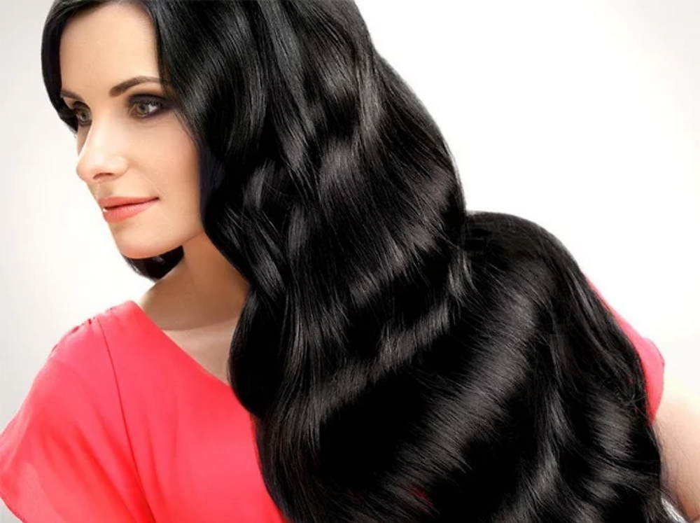 Black hair also exists within Europeans as well as non-Westerners