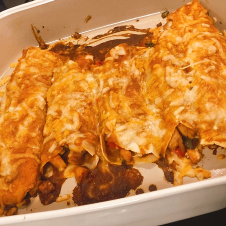 Enchiladas However You Like