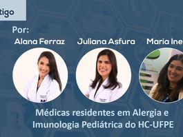 Os processos alérgicos na infância e os desafios para um diagnóstico preciso