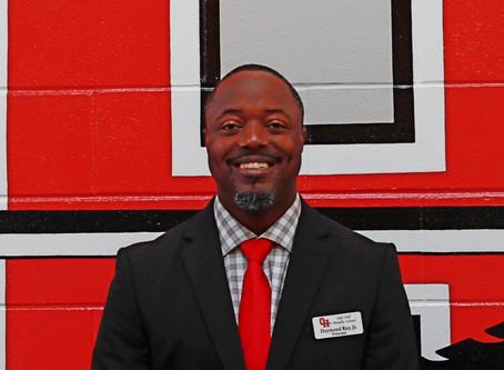 National Principals Month Profile: Daymond Ray Jr., Principal of Oak Hill Middle School