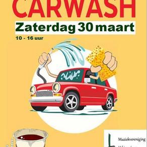 Autowasdag op 30 maart