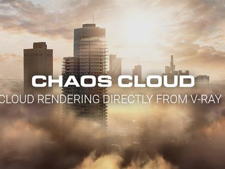 Chaos Cloud #Evdekal desteği
