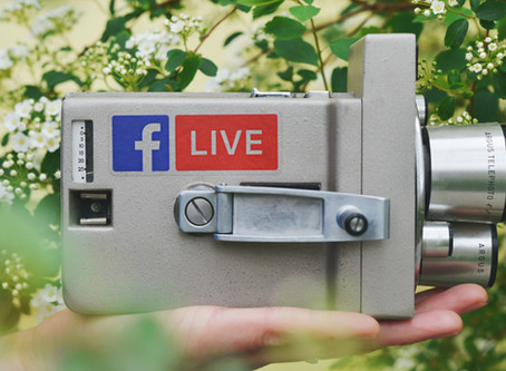 10 Facebook Live Ideas for Your Small Business