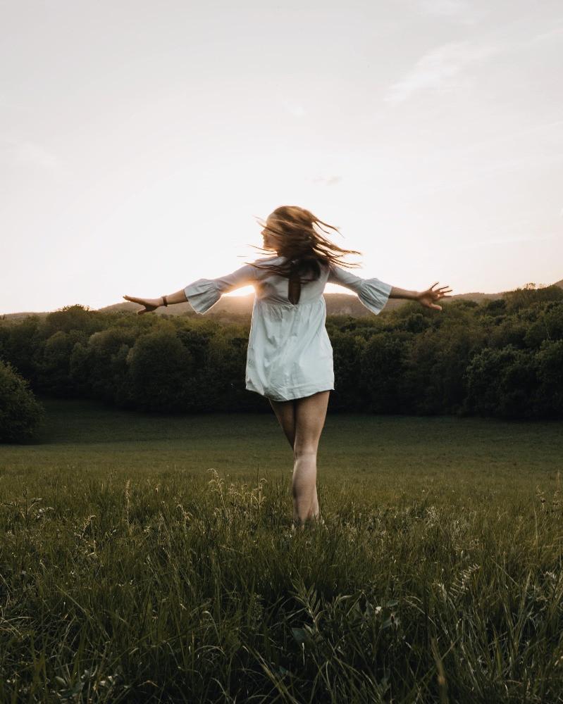 Sacred Dance, by Emma Peneder