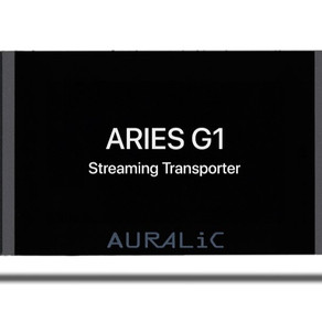 Review: AURALiC Aries G1 streaming transporter