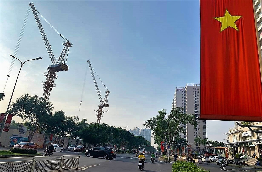 2 September is a Public Holiday in Vietnam in celebration of its National Day.