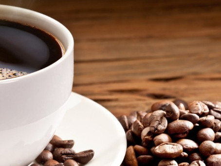 A Cup of Lava Java on Race morning ….. Yes or No ?
