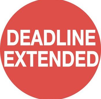 2020 Scholarship Application Deadline Extended!