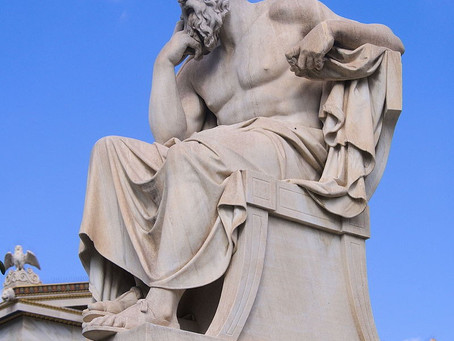 54.  Socrates - The Founder of Western Philosophy and Thought
