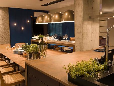 Projeto de interiores: Cozinhas!