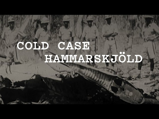 Cold Case Hammarskjöld film review