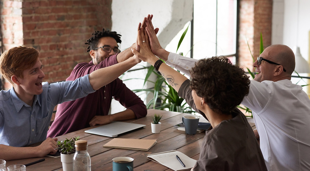 motivation - business partners