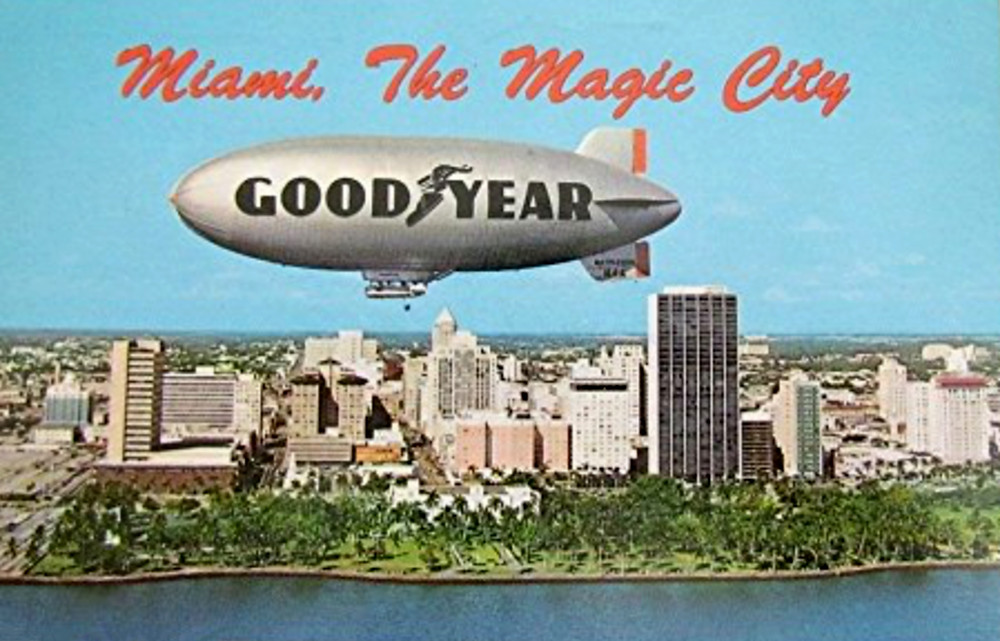 Just like the Good Year Blimp, the S-Team knows Miami on a higher level.