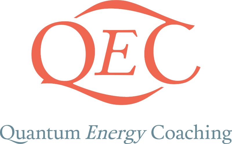 Quantum Energy Coaching (QEC) logo