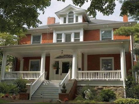 Top Bed and Breakfasts in Asheville NC