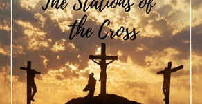 "Good Friday Virtual Quarantine Challenge: ""The Stations of the Cross"""