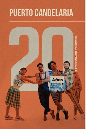 Puerto candelaria celebra 20 años con un concierto el 29 de agosto a través de Youtube