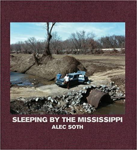 photobook, fotolivro, Alec Soth, Sleeping Mississippi, Steidl