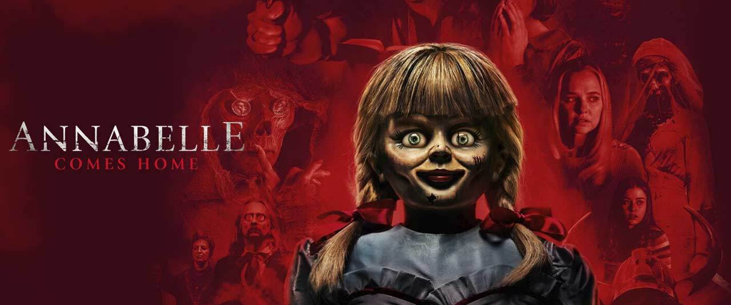 Annabelle Comes Home 2019 Hindi 720p 480p Hd