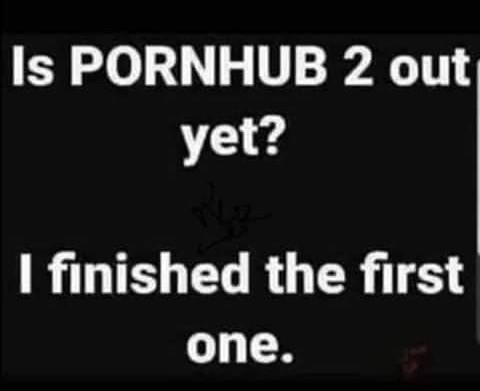Funny Pornhub 2 Meme