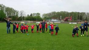 01.05.2019 G-Junioren: Pokalfinale dank Derbysieg!