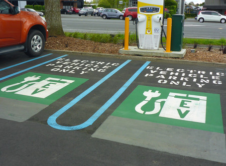 CEPM Wins Funding for Electric Vehicle Charging Stations at W&J