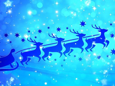 """Santa is coming!"""