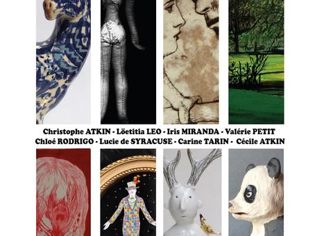 "Exposition : ""Parenthèse Collective"""