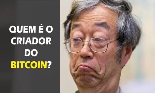 Revelada a identidade do inventor do Bitcoin, Satoshi Nakamoto