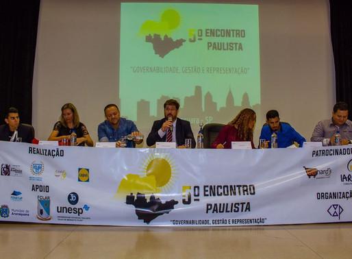 UNESP Araraquara recebe 5º Encontro Paulista