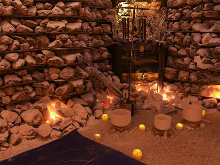 4 Benefits Of A Salt Cave Meditation