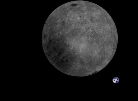 Rover Lunar da China encontrou algo estranho no outro lado da Lua