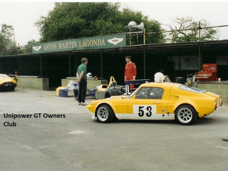 Goodwood testing back in around 1981