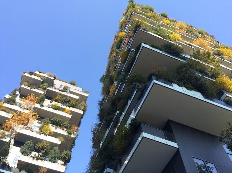 Bosco Verticale-mimarlık akademisi