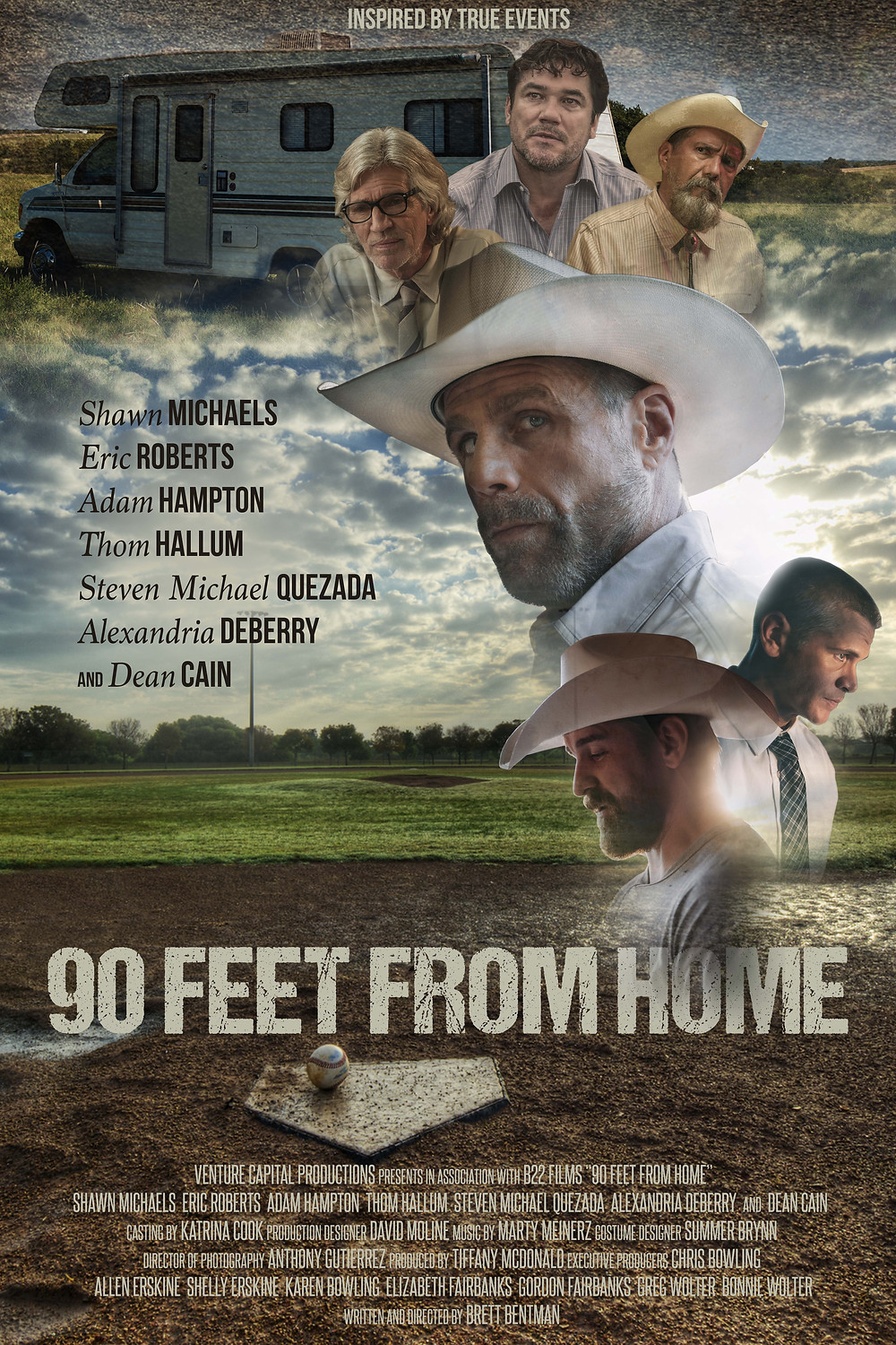 90 Feet From Home movie poster