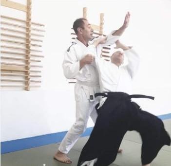 Айкидо как часть здорового образа жизни-אייקידו, כחלק מאורח חיים בריא.