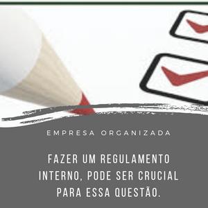 regulamento interno trabalhista empresa