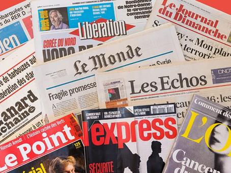Revue de Presse - Familles d'Accueil