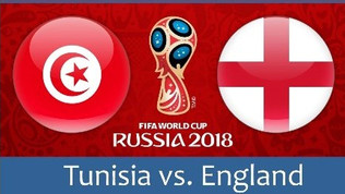 England vs Tunisia showing in 4K at Colston Avenue