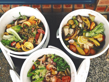 Solving the food waste crisis one neighbourhood at a time