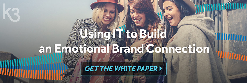 download white paper using IT to build emotional brand connection