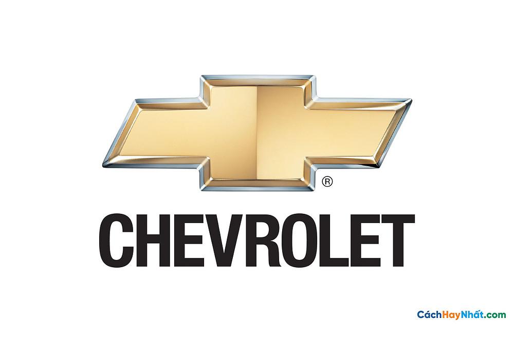Logo Chevrolet JPG