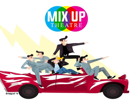 The Mix Up Theatre Grease Megamix!