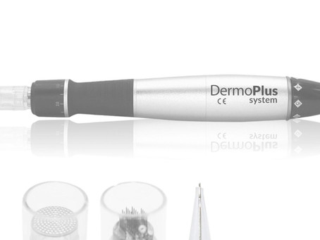 Microneedling, utilising the ability of the human body to repair itself
