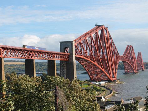 History feature: Scotland's Railways