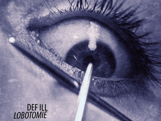 LOBOTOMIE - front cover published